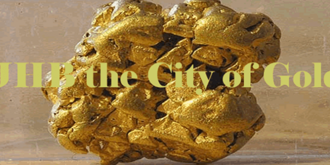 JHB – THE CITY OF GOLD