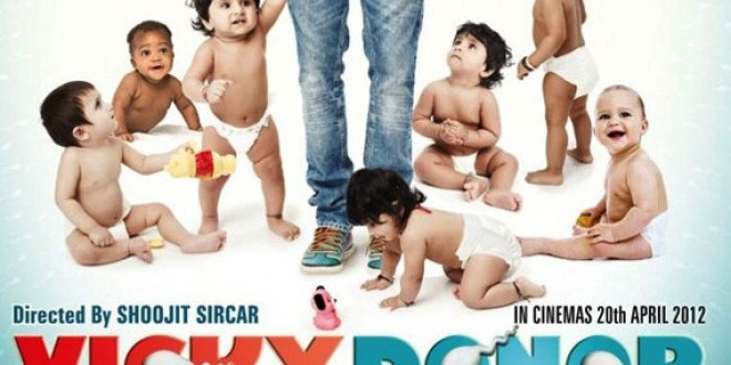 VICKY DONOR & designer babies