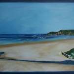Nahoon Beach and reef by Terry Flynn