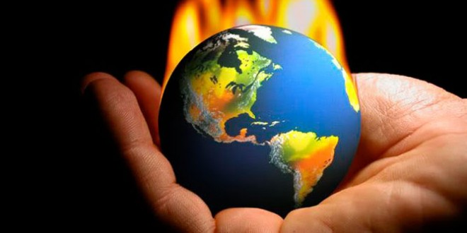 DHARTI – MA :  An article about Climate Change
